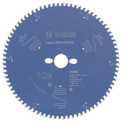 Bosch Expert Serisi Alüminyum için Daire Testere Bıçağı 254*30 mm 80 Diş