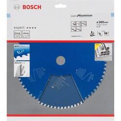 Bosch Expert Serisi Alüminyum için Daire Testere Bıçağı 260*30 mm 80 Diş - Thumbnail