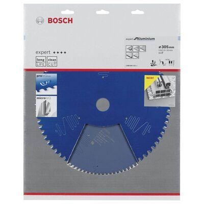 Bosch Expert Serisi Alüminyum için Daire Testere Bıçağı 305*30 mm 96 Diş BOSCH