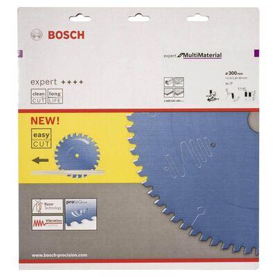 Bosch Expert Serisi Çoklu Malzeme için Daire Testere Bıçağı 300*30 mm 96 Diş BOSCH
