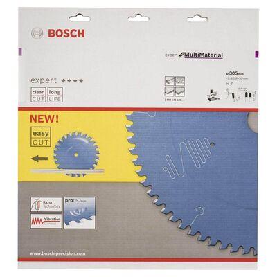 Bosch Expert Serisi Çoklu Malzeme için Daire Testere Bıçağı 305*30 mm 96 Diş BOSCH