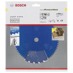 Bosch Expert Serisi İnşaat Ahşabı için Daire Testere Bıçağı 165*20 mm 24 Diş - Thumbnail
