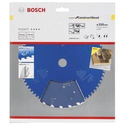 Bosch Expert Serisi İnşaat Ahşabı için Daire Testere Bıçağı 210*30 mm 30 Diş - Thumbnail