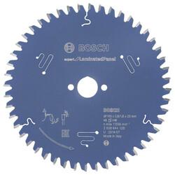 Bosch Expert Serisi Lamine Panel için Daire Testere Bıçağı 165*20 mm 48 Diş - Thumbnail