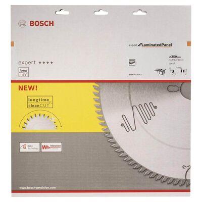 Bosch Expert Serisi Lamine Panel için Daire Testere Bıçağı 350*30 mm 108 Diş BOSCH
