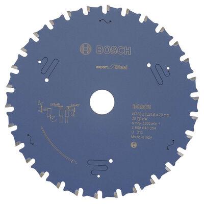 Bosch Expert Serisi Metal için Daire Testere Bıçağı 160*20 mm 30 Diş