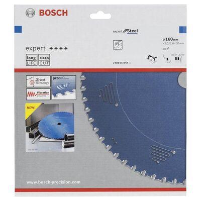 Bosch Expert Serisi Metal için Daire Testere Bıçağı 160*20 mm 30 Diş BOSCH