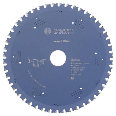 Bosch Expert Serisi Metal için Daire Testere Bıçağı 210*30 mm 48 Diş