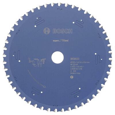 Bosch Expert Serisi Metal için Daire Testere Bıçağı 235*25,40 mm 48 Diş