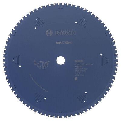 Bosch Expert Serisi Metal için Daire Testere Bıçağı 355*25,40 mm 80 Diş