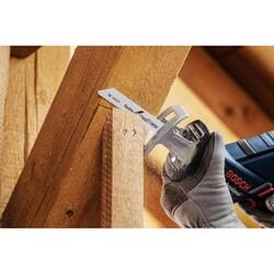 Bosch Flexible Serisi Ahşap Ve Metal için Panter Testere Bıçağı S 922 HF - 5'li - Thumbnail