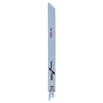 Bosch Flexible Serisi Metal için Panter Testere Bıçağı S 1122 BF - 5'li