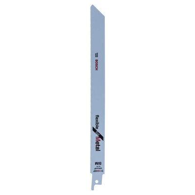 Bosch Flexible Serisi Metal için Panter Testere Bıçağı S 1122 EF - 5'li