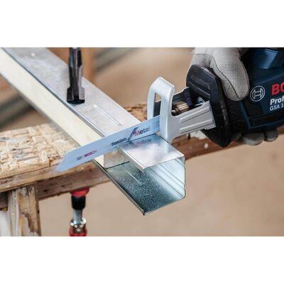 Bosch Flexible Serisi Metal için Panter Testere Bıçağı S 422 BF - 2'li BOSCH