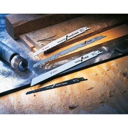 Bosch Flexible Serisi Metal için Panter Testere Bıçağı S 522 BF - 2'li - Thumbnail