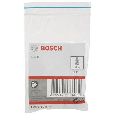 Bosch GGS 16 Sıkma Somunlu Penset 6 mm BOSCH