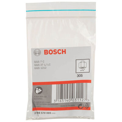 Bosch GGS 7C-27 L/C Sıkma Somunlu Penset 1/4'' BOSCH