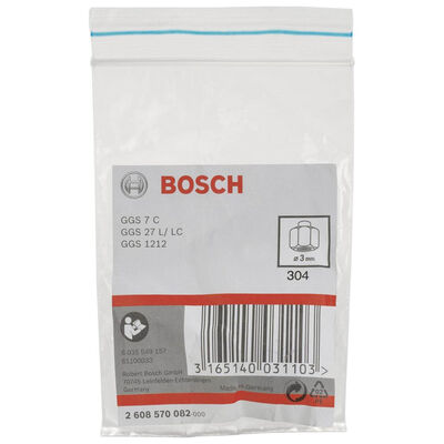 Bosch GGS 7C-27 L/C Sıkma Somunlu Penset 3 mm BOSCH