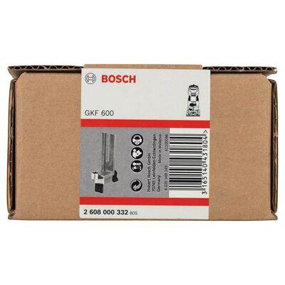 Bosch GKF 600 Kılavuz BOSCH