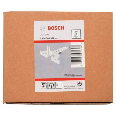 Bosch GKF 600 Paralellik Mesnedi BOSCH