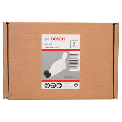 Bosch GKF 600 Taban Levhası BOSCH