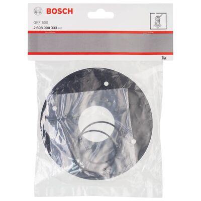 Bosch GKF 600 Yuvarlak Taban Levhası BOSCH