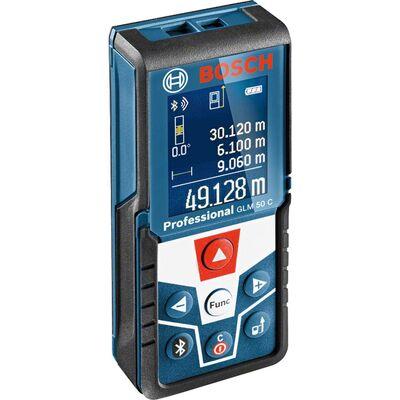 Bosch GLM 50 C Professional Lazerli Uzaklık Ölçer