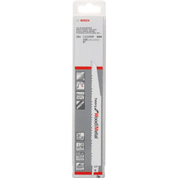 Bosch Heavy Serisi Ahşap Ve Metal için Panter Testere Bıçağı S 1110 VF - 25'li - Thumbnail