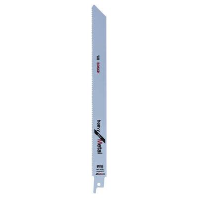 Bosch Heavy Serisi Metal için Panter Testere Bıçağı S 1125 VF - 5'li