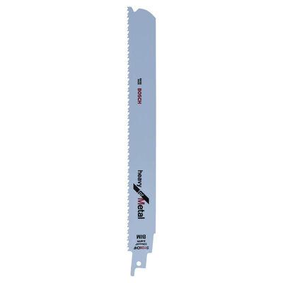 Bosch Heavy Serisi Metal için Panter Testere Bıçağı S 1126 CHF - 5'li