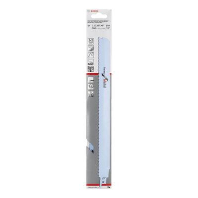 Bosch Heavy Serisi Metal için Panter Testere Bıçağı S 1226 CHF - 5'li BOSCH