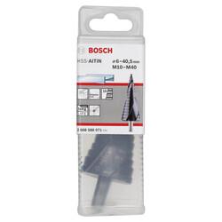 Bosch HSS-AlTiN 16 Kademeli Matkap Ucu M10-M40 - Thumbnail