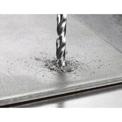 Bosch HSS-G Metal Matkap Ucu 3,8*75 mm 10'lu Paket BOSCH