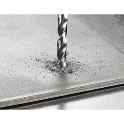 Bosch HSS-G Metal Matkap Ucu 4,6*80 mm 10'lu Paket - Thumbnail