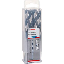 Bosch HSS-PointeQ Metal Matkap Ucu 10,6 mm 5'li - Thumbnail
