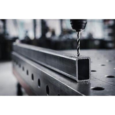 Bosch HSS-PointeQ Metal Matkap Ucu 12,2 mm 5'li BOSCH
