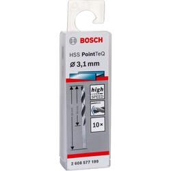Bosch HSS-PointeQ Metal Matkap Ucu 3,1 mm 10'lu - Thumbnail