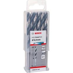 Bosch HSS-PointeQ Metal Matkap Ucu 6,9 mm 10'lu - Thumbnail