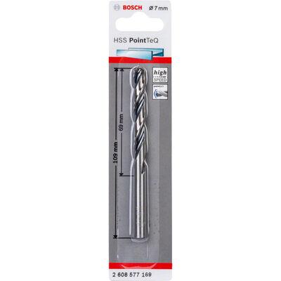 Bosch HSS-PointeQ Metal Matkap Ucu 7,0 mm BOSCH