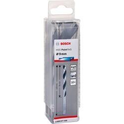 Bosch HSS-PointeQ Metal Matkap Ucu 9,0 mm 10'lu - Thumbnail