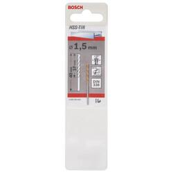 Bosch HSS-TiN Metal Matkap Ucu 1,5*40 mm - Thumbnail