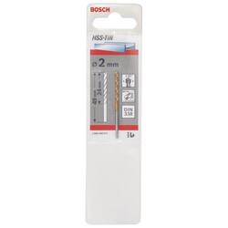 Bosch HSS-TiN Metal Matkap Ucu 2*49 mm - Thumbnail