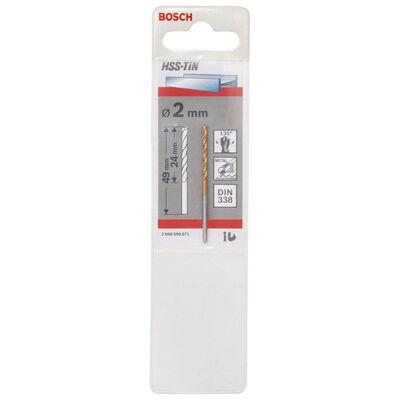 Bosch HSS-TiN Metal Matkap Ucu 2*49 mm BOSCH