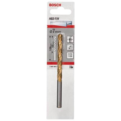 Bosch HSS-TiN Metal Matkap Ucu 7*109 mm BOSCH