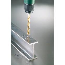 Bosch HSS-TiN Metal Matkap Ucu 9,5*125 mm - Thumbnail