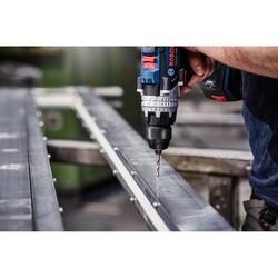 Bosch Impact Control Serisi HSS Metal Matkap Ucu Seti 8'li - Click - Thumbnail