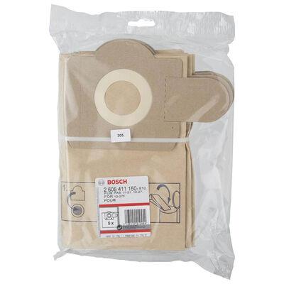 Bosch Kağıt Filtre Torbası PAS 11-21/12-27 BOSCH