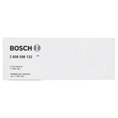 Bosch Karot Uçları İçin Adaptör Altıgen - 1/2'' BSP BOSCH