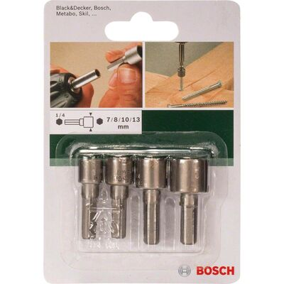 Bosch Lokma Seti 4 Parçalı BOSCH