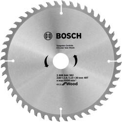 Bosch Optiline Eco Serisi Ahşap için Daire Testere Bıçağı 230*30 48 Diş - Thumbnail